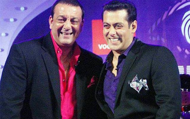 Sanjay Dutt Clears the Air of Tiff with Salman Khan, said Arrogant isn't a Bad Word
