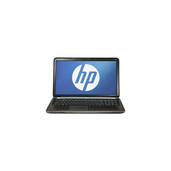 """17.3"""" Pavilion Laptop ($20) ❤ liked on Polyvore featuring accessories and tech accessories"""