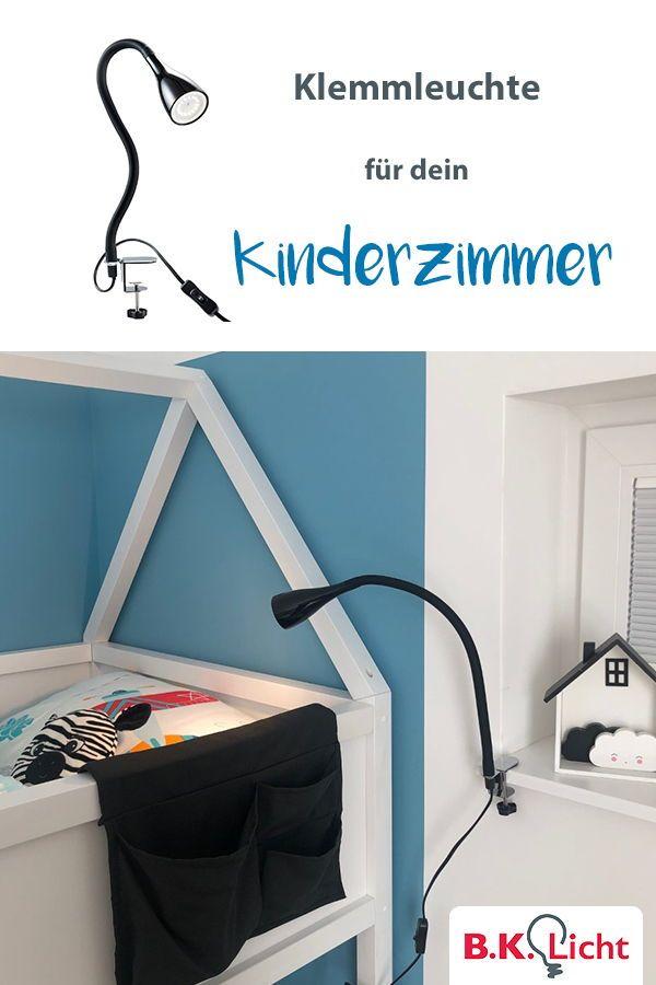 Clever Angeklemmt I Diese Klemmleuchte Bringt Licht Auch In Die Hintersten Ecken Perfekt Als Leseleuchte Am Bett Klemmleuchte Schlafzimmer Schreibtisch Zimmer