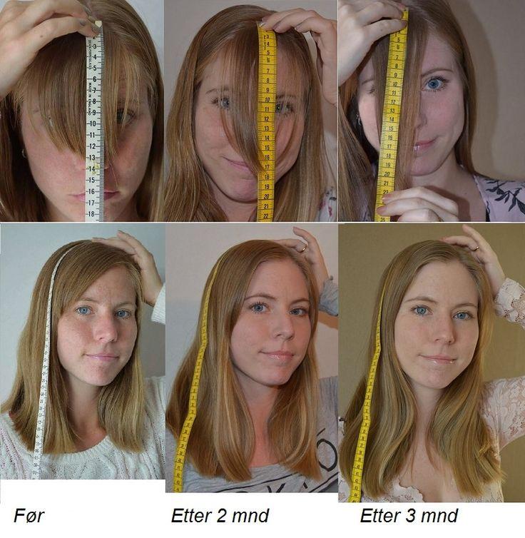 Hairbell balsam og sjampo – raskere hårvekst!