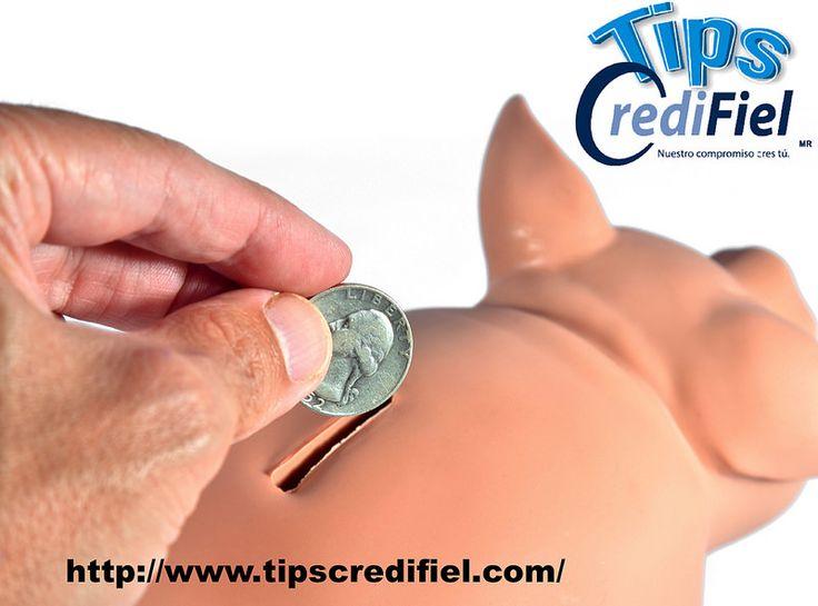 """TIPS CREDIFIEL te dice ¿Que hacer para poder ahorrar?   Haz un ejercicio y plantéate un objetivo realista a largo plazo y luego """"págate"""" guardando una cantidad de dinero fija en una cuenta de ahorros o de inversiones. Asegúrate de hacerlo el mismo día de cada mes. Porque si te esperas a fin de mes para ver lo que te queda, probablemente te encontrarás con que no te queda gran cosa. http://www.credifiel.com.mx/"""