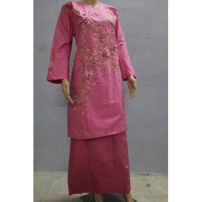 Baju Kurung - Pahang Cut