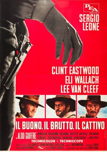 a review of sergio leones movie the good the bad and the ugly Supreme movie music maestro ennio morricone was awarded the western score since sergio leones the good the bad and the ugly negative review.