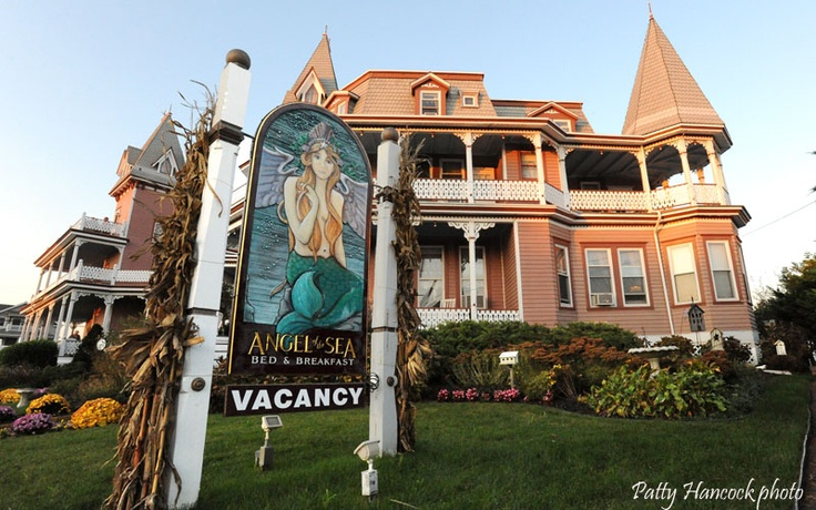 Victoria House Bed And Breakfast Beach Haven Nj : Best cape may at christmas images on
