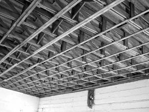 Loftausbau einer ehemaligen Turnhalle// Bauort: Mainz-Kastel// LPH 1-9// Bauzeit: 3 Monate// Baukosten:30.000 €