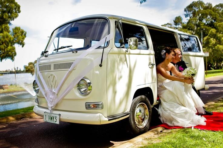 Volkswagen Kombi Hire Perth By Vintage Wedding Kombi Service I