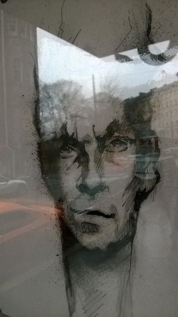 Satu Ylävaaran grafiikkaa & taidetta: Hamletinkone