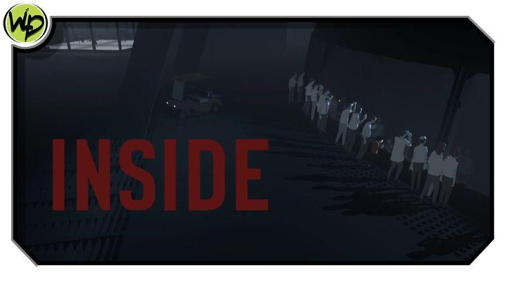 INSIDE - Gameplay | Análise do Jogo