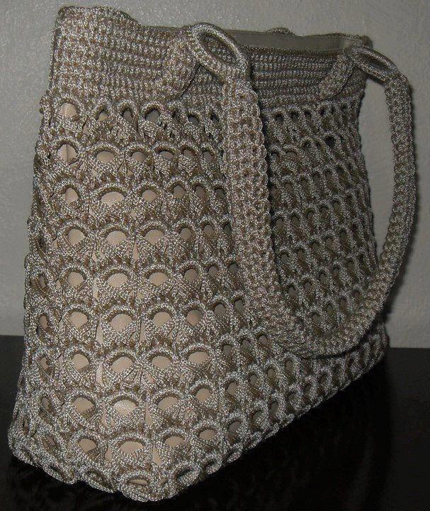 Crazy about arts - Handbags: LINDA BAG.