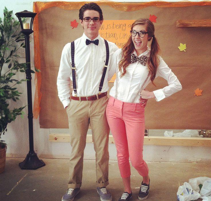Best 25 diy halloween nerd costumes ideas on pinterest nerd last minute halloween costumes nerd diy nerd costumehalloween costume ideasnerd solutioingenieria Images
