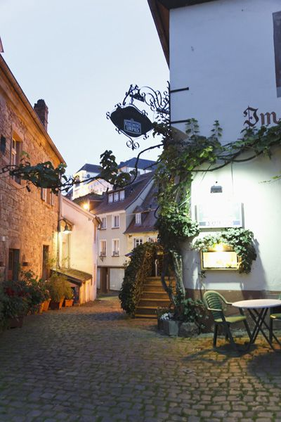 Blieskastel (near Homburg), Saarland - Germany