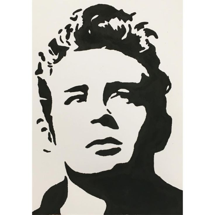 James Dean Pop Art