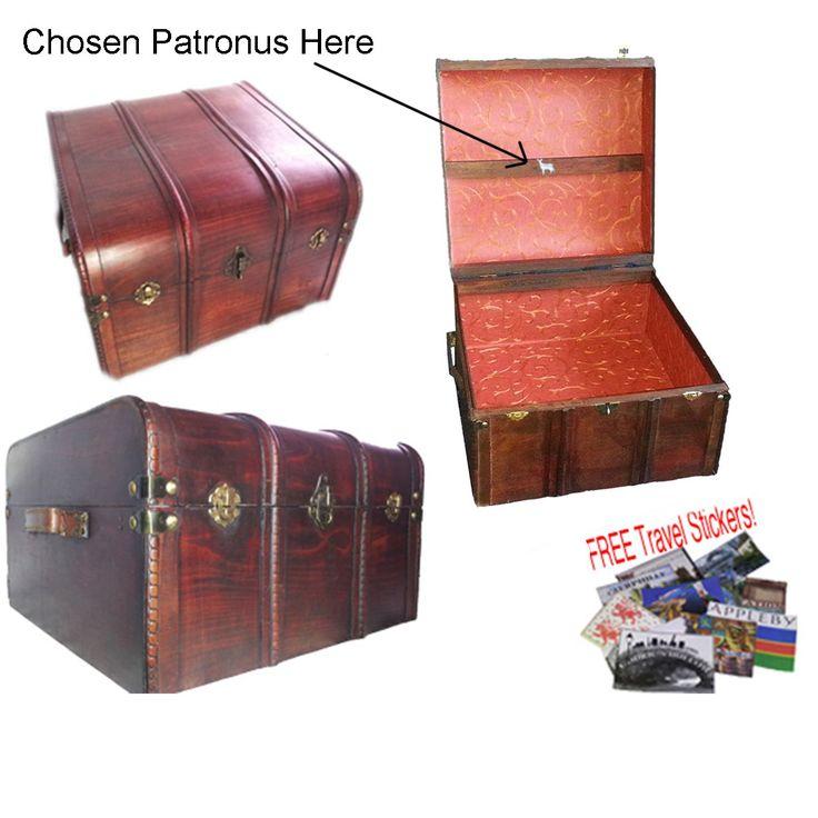 Harry Potter Patronus Room Decor
