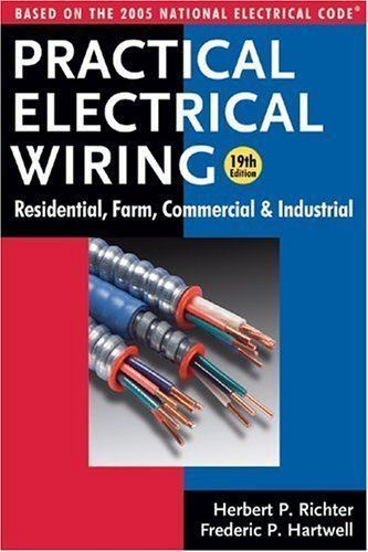 practical electrical wiring by herbert richter
