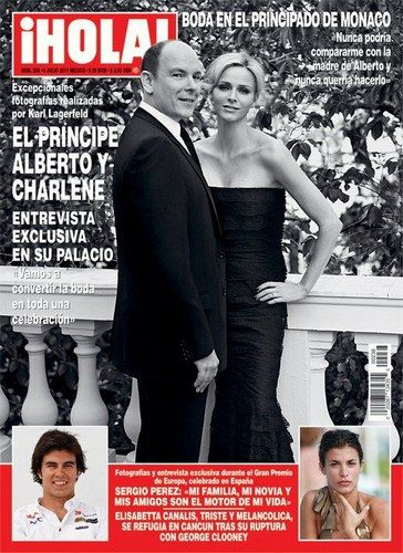 Charlene de monaco (couvertures de magazine) - Photo 280 : Album photo - m.teemix.aufeminin.com : Album photo - m.teemix.aufeminin.com -
