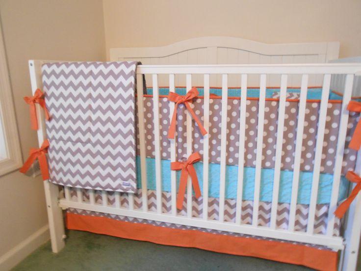 crib bedding etsy 1