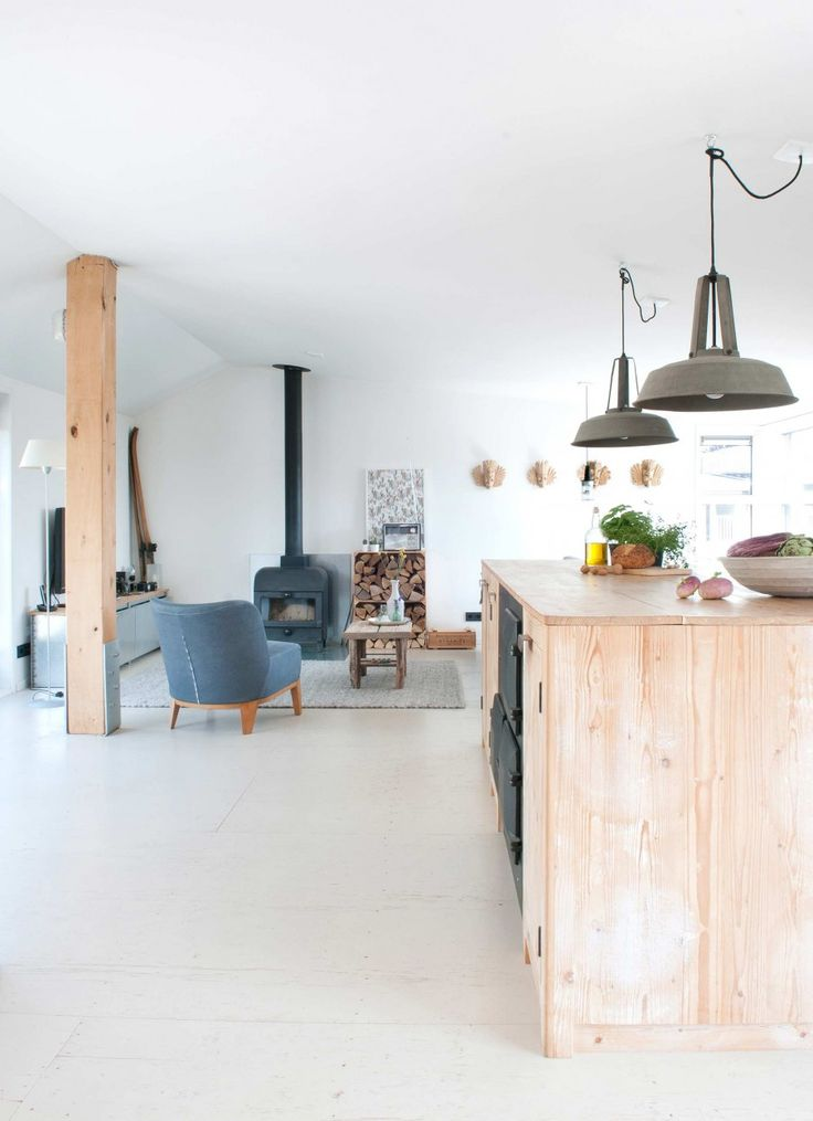 Houten keuken | kitchen wood | vtwonen 03-2017 | Fotografie Suzanne Paap | Styling Irene van den Brink