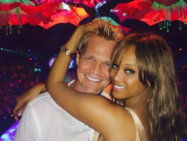 Celebrities: Tyra Banks and Boyfriend Are New Parents of Baby Boy