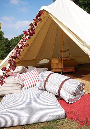 naturalmat-eco-mattress from Bell Tent
