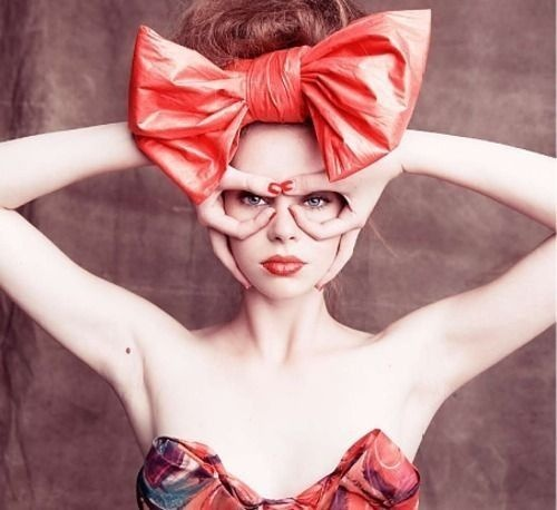 bowsFashion, Glasses, Style, Paper Bows, Mr. Big, Covers Photos, Big Bows, Hair, Red Bows