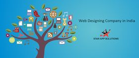 Star app solutions is a professional Web Designing Company in India. We Design & Develop Websites, Fully Responsive for All devices. Web Design Company India. Our expertise will help you build brands and generate traffic, leads through your website. Web designing company in India create logo design, template design, Emailer Design, Flyer Design