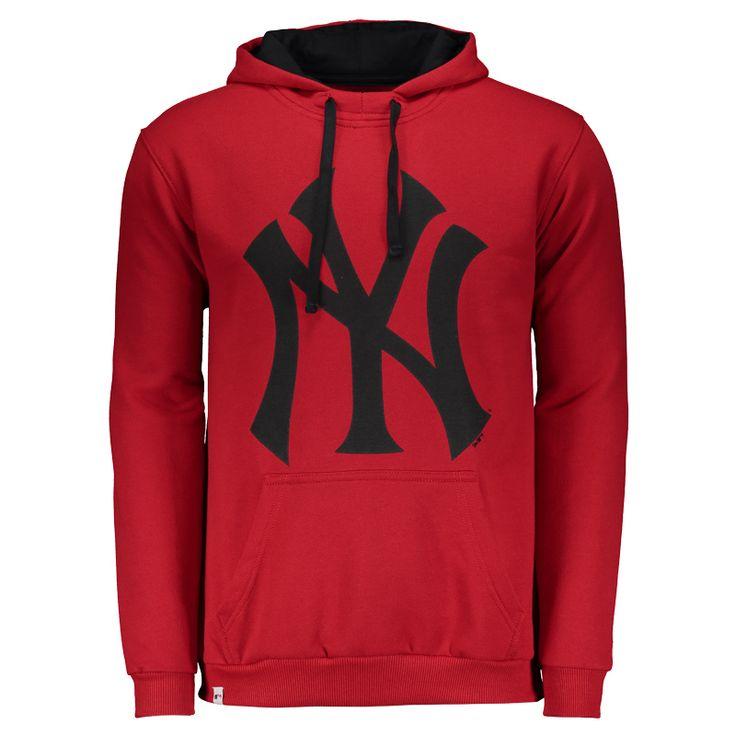 Moletom New Era MLB New York Yankees Vermelho Somente na FutFanatics você compra agora Moletom New Era MLB New York Yankees Vermelho por apenas R$ 249.90. Beisebol. Por apenas 249.90