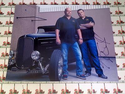 Corey Harrison PAWN STARS autographed 8x10 photo Memorabilia Lane & Promotions
