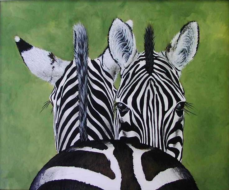 Top 25 ideas about mis pinturas my paintings on - Cuadros de cebras ...