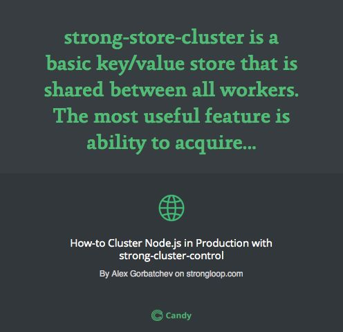 strong-store-cluster