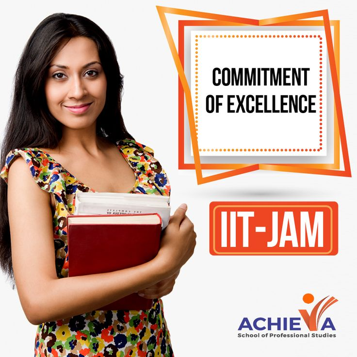 Get an edge with the Proven Enhanced Preparation to Excel IIT JAM! Visit us @ http://amp.gs/p0PZ #Achieve with #Achieva