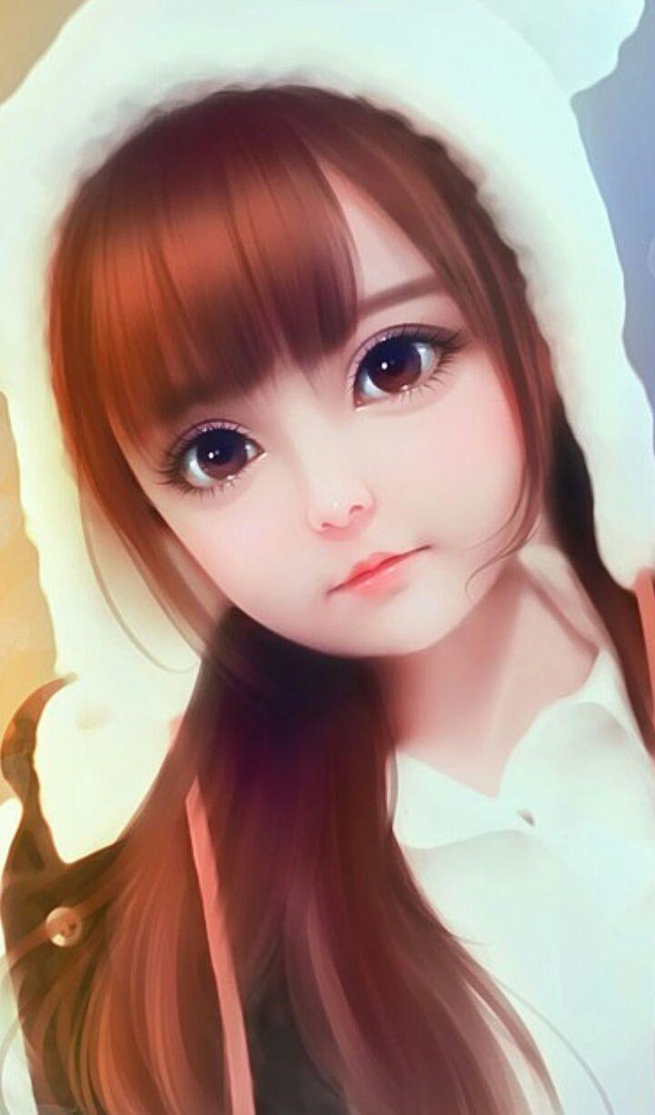 صور بنات انمي صور بنات رسم Anime Girls Anime Flower Realistic Art Art