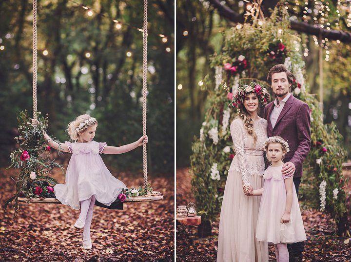 Bohemian wedding ideas - wedding photos - woodland wedding  #rusticweddinginspiration