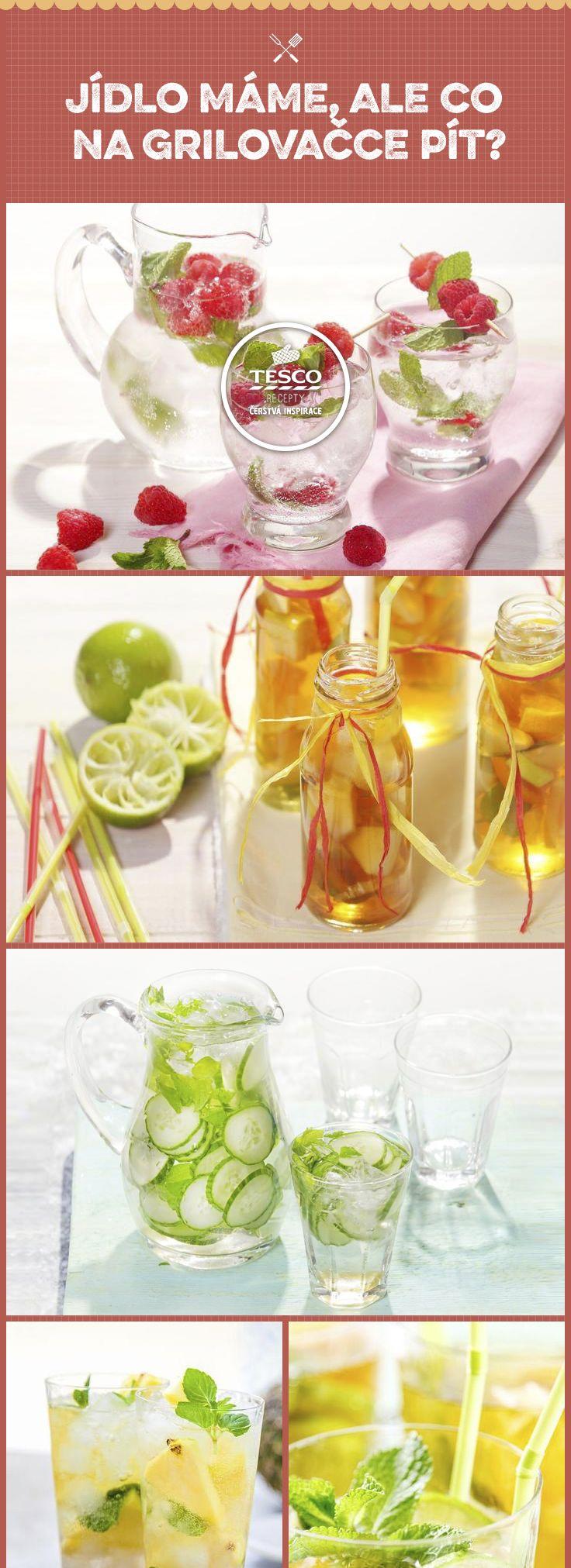 Osvěžte se při grilovačce výborným nápojem