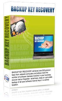 Le 6 septembre, 2012-Nsasoft LLC. aujourd'hui annonce la disponibilité immédiate de Récupération Clée de Renfort 1.6.6, programme de récupération de clé de licence de logiciel du disque dur eu un accident. Page de produit - http://www.nsauditor.com/backup_key_recovery.html