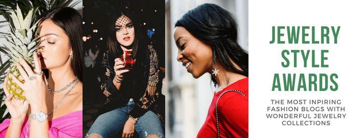 TOP 10 blogueiras de moda para seguir por seus estilos de joias