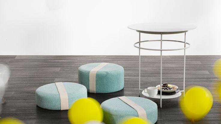 Macarons Side Table, Studio Inma Bermúdez, 2015