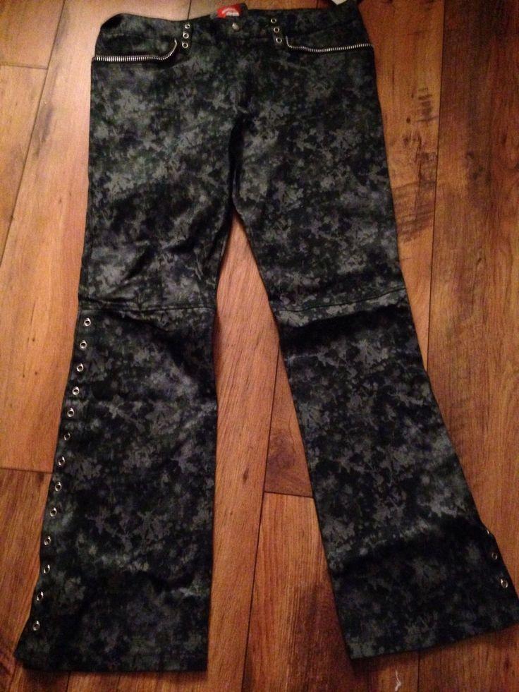 LIP SERVICE Noxious Denim pants #28-71-G