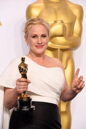 Oscar 2015: Meilleure actrice dans un second rôle - Patricia Arquette pour Boyhood