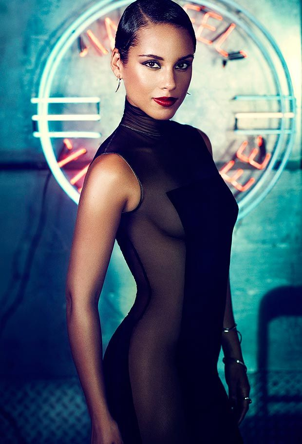 Alicia Augello Cook, also known as Alicia Keys or Lellow, is an American singer, musician, record producer and actress. Her debut album, called Songs in A Minor, had ...