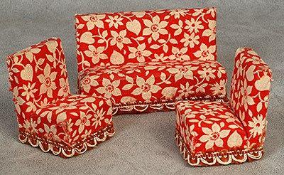 Soffgrupper, fåtöljer - sofas and couches - Dockskåp och dockhus