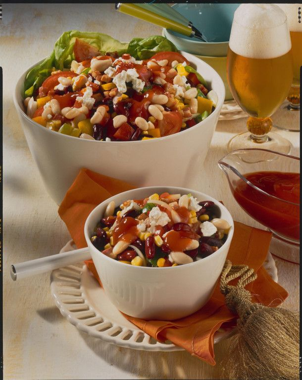 5580 besten salate bilder auf pinterest salate salat rezepte und fleisch. Black Bedroom Furniture Sets. Home Design Ideas