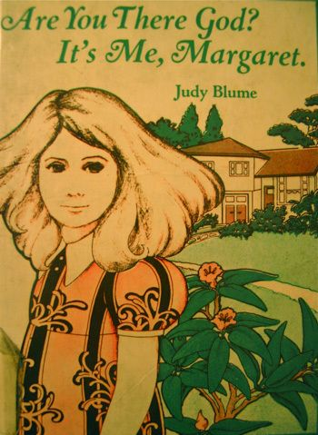 1970 – Are You There, God? It's Me, Margaret, Judy Blume No one gets teenagers like Judy Blume. For so many young people, this book was a revelation, and it will probably remain a cultural touchstone for all time. Also recommended: Play It As It Lays, Joan Didion; The Bluest Eye, Toni Morrison; Deliverance, James Dickey; In the Night Kitchen, Maurice Sendak