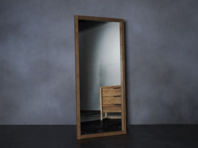LIGHT FRAME Specchio 90x200 cm - rovere  499 euro