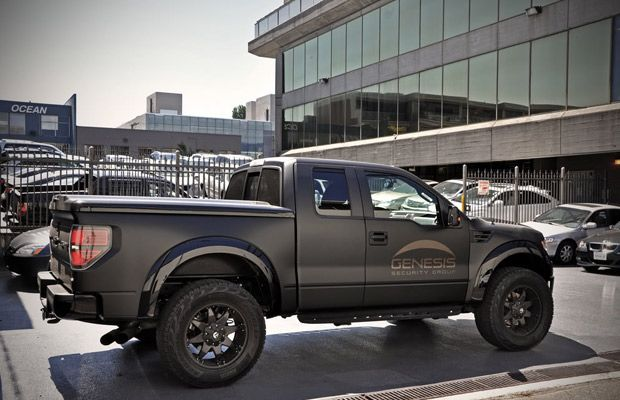 Murdered Out 50 Menacing Matte Black Cars Ford F 150
