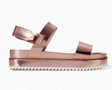 SiempreMujer.com: ¡Con plataforma y en rosa! de #Zara