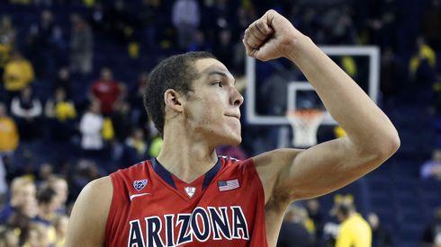 Arizona's Aaron Gordon named USA Basketball 2013 Male Athlete of the Year