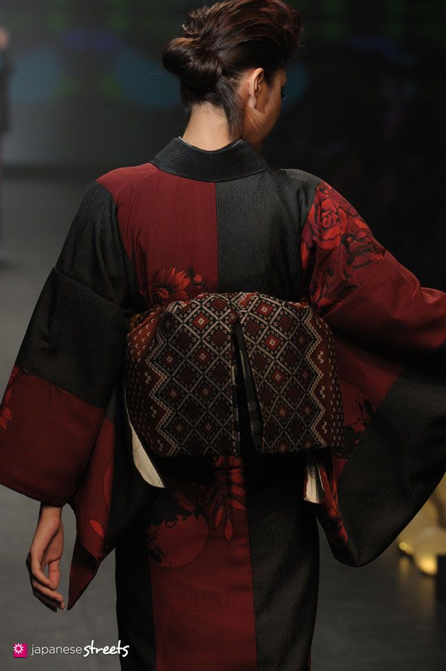 FASHION JAPAN: JOTARO SAITO SANSAI SAITO S/S 2015 (Japan Fashion Week)