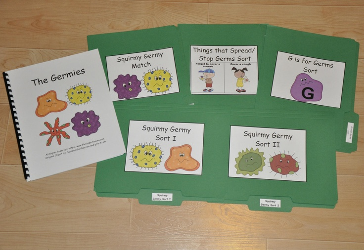 46 Best Germs Images On Pinterest Preschool Themes