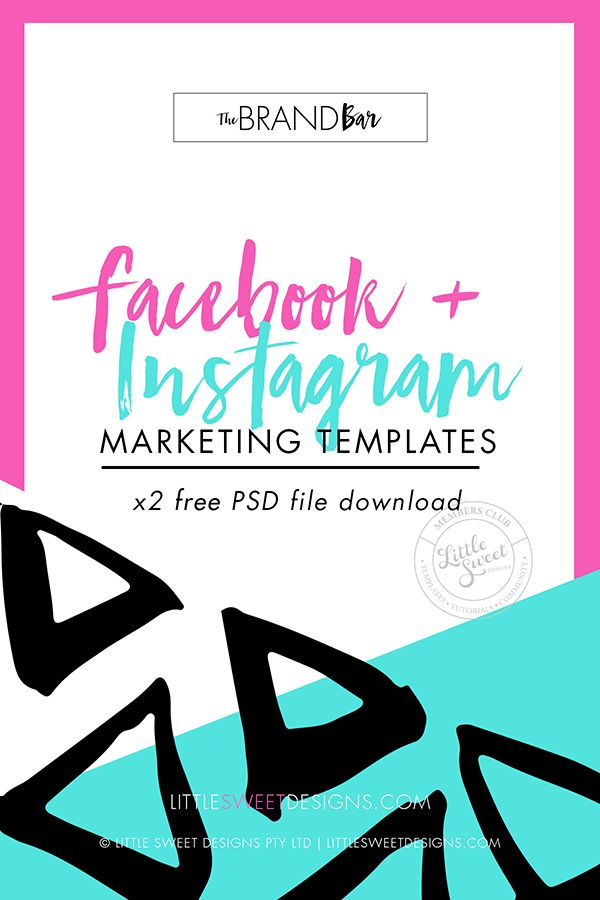 FREE TEMPLATES > The Brand Bar's Creative Library - Access These Templates for FREE NOW! • • •  SIGN UP TO GET FREE INSTANT ACCESS TO A CREATIVE LIBRARY OF TEMPLATES, HELPFUL RESOURCES + WORKSHEETS FOR YOUR BIZ! #thebrandbar #littlesweetdesigns