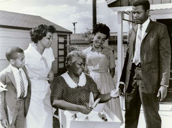 beneatha s dreams and dreams deferred Many dream in raisin in the sun were deferred like beneatha's dream of becoming a doctor and to save her race from ignorance the first part of her dream may be deferred because of the money walter loses.